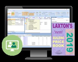 EValuate now incorporates Laxton's building price books